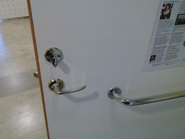 Är dörren användbar och inte bara användarvänlig?